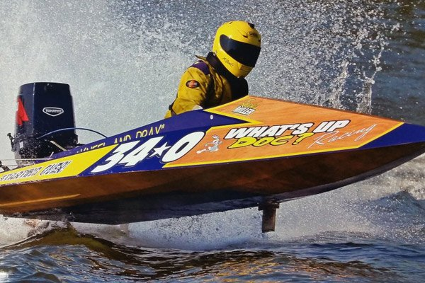 Rick Miller inducted into APBA Hall of Fame